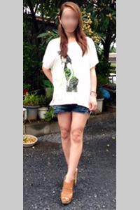 japanese, model, escort